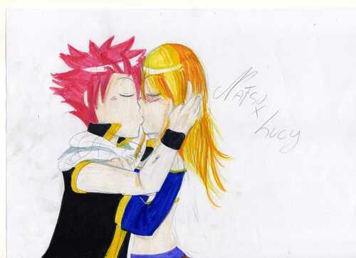 Lucy ♥ Natsu