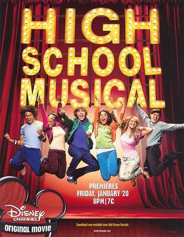 Résume de High school musical
