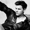 Taylor Lautner pour Vogue (Italie)