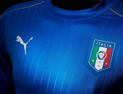 Nouveau Maillot de foot Italie Euro 2016