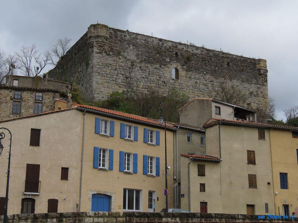 Quillan dans l'Aude