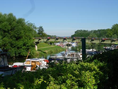Trésors de Louhans et Pont de Vaux