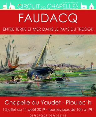 Guy Prigent nous invite à continuer de découvrir le Peintre Faudacq