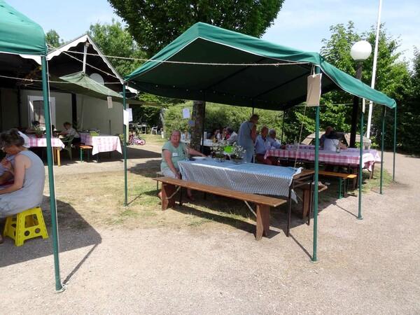 La fête du lac de Marcenay, avec Bien Vivre à la Campagne