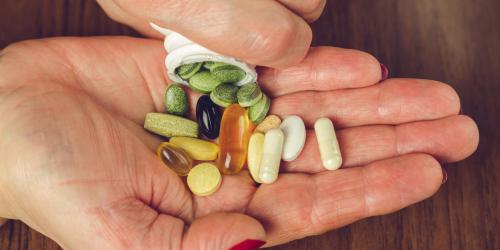 Compléments alimentaires et problèmes de santé
