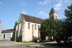 L'église de la Houssaye-en-Brie