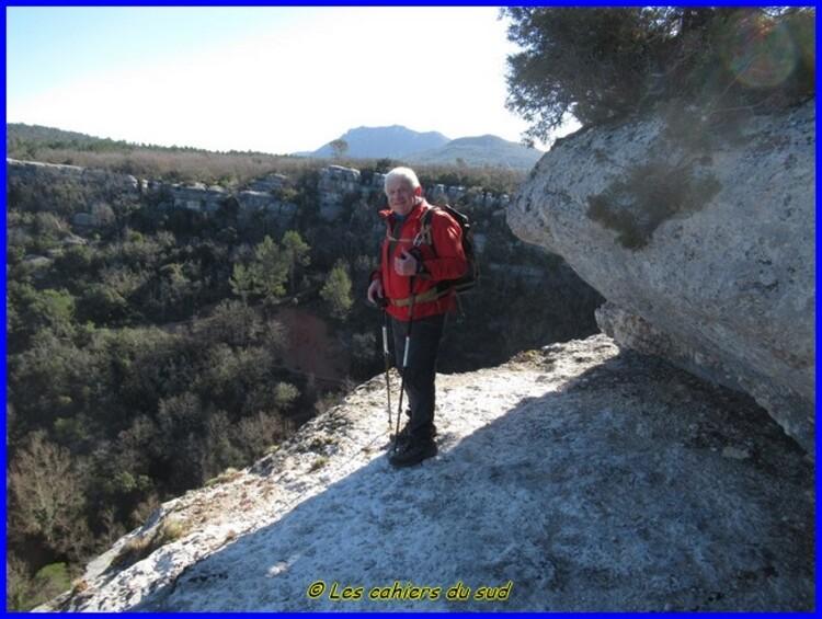 Gorges du Caramy, des grottes