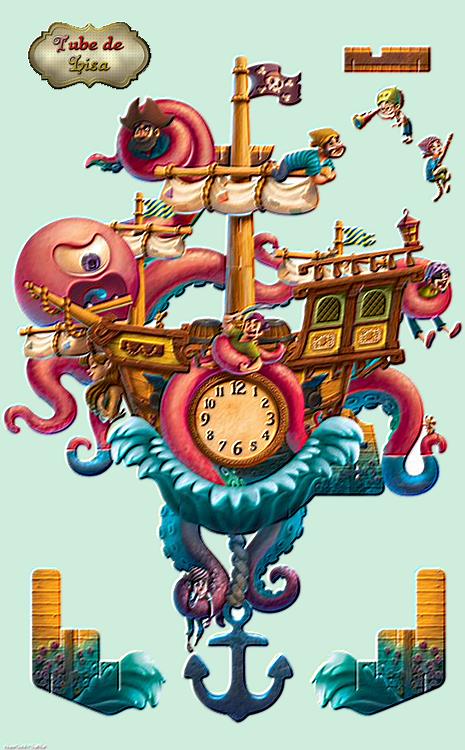 Pirate série 7