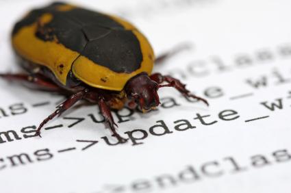 Problèmes et bugs