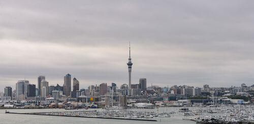 14 janvier, J20 : Auckland