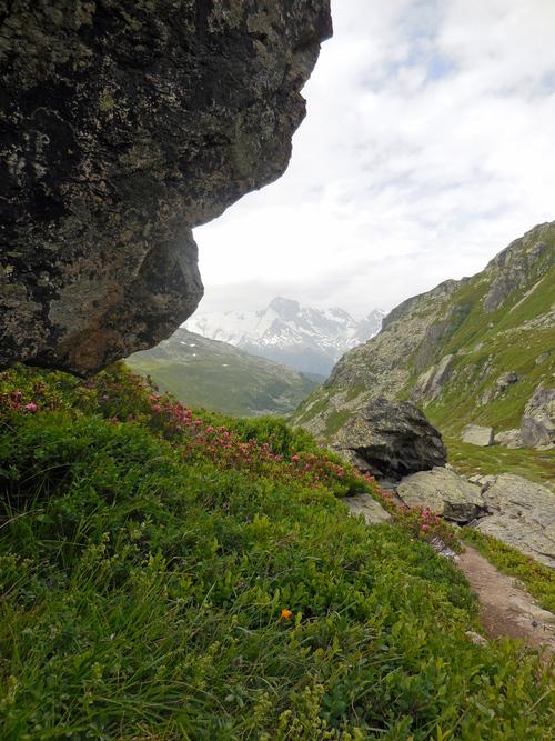 Lac du Petit - Ste Foy Tse Alpes Grées Savoie 73 France