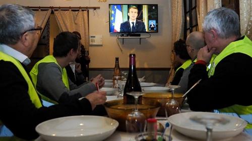 Après l'intervention d'Emmanuel Macron le 10 décembre, on s'achemine vers un acte V samedi