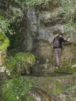 Les canalettes du Larzac en test rando-aventure