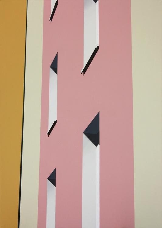 des peintures d'architectures