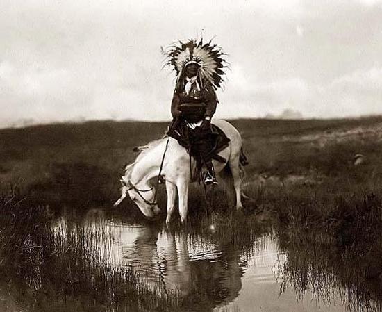 mémoire de Cheyenne-Indian-Chief