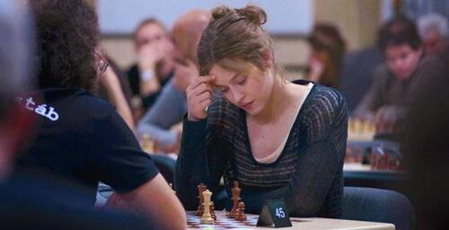 Le tournoi, Elodie Namer, 2015