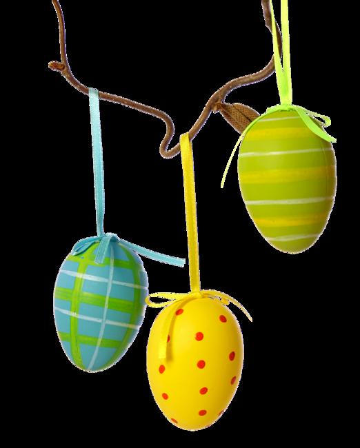 Tubes Oeufs de Pâques