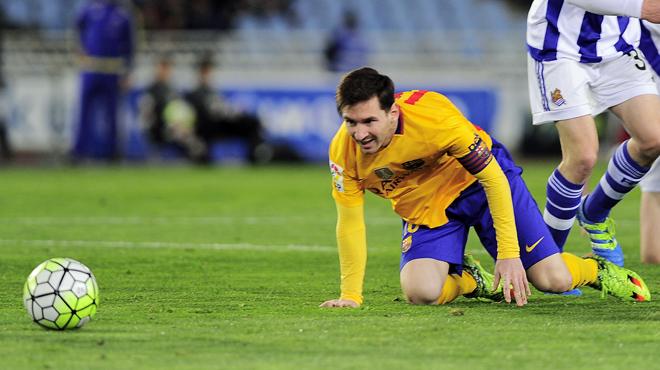 Lionel Messi est dans sa pire forme depuis 2011, et le Barça tremble...