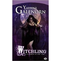 Les soeurs de la lune Tome 1 : Witchling de Yasmine Galenorn