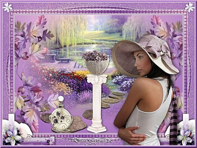 Doux parfum de jardin