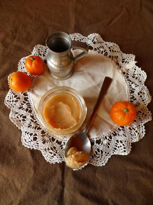 Caramel au lait et à la fleur d'oranger