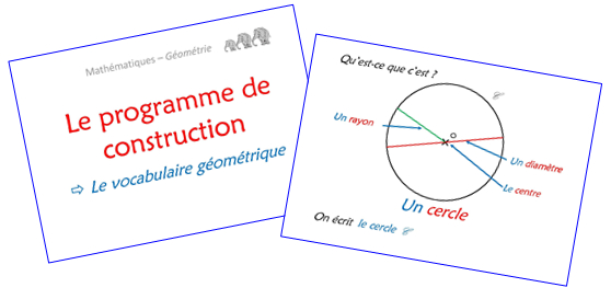 Le programme de construction - Diaporama