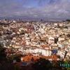 Lisbonne - La ville vue du Château St Georges 6