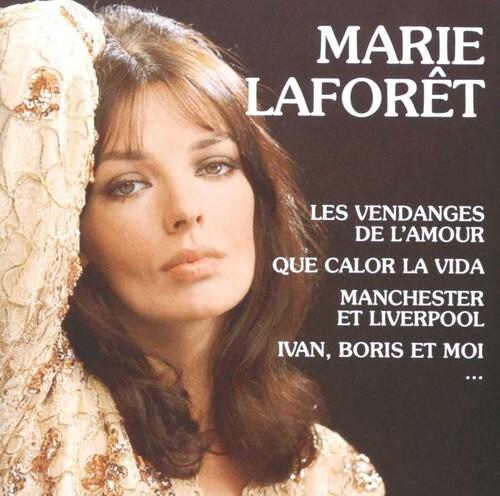 LAFORET, Marie. Chanteuse et actrice française (1939-2019) (Interview)