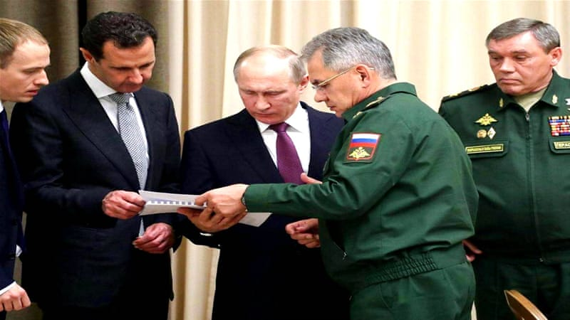 Can Vladimir Putin's plan bring peace to Syria?
