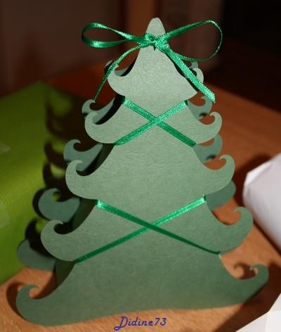 Echange de Noël ... emballage vert