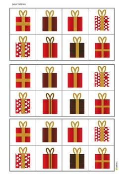 Fiche pré lecture MS Noël/2
