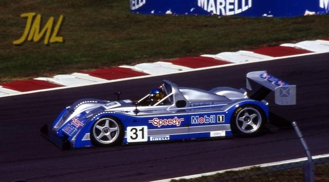 Le Mans 1999  Abandons