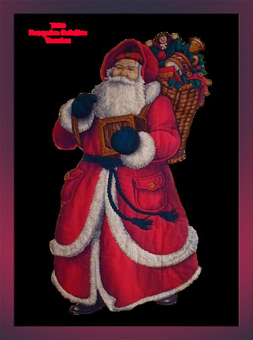 Père Noël (11 à 20)