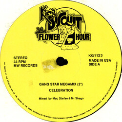 Kool & The Gang - Gang Star Megamix