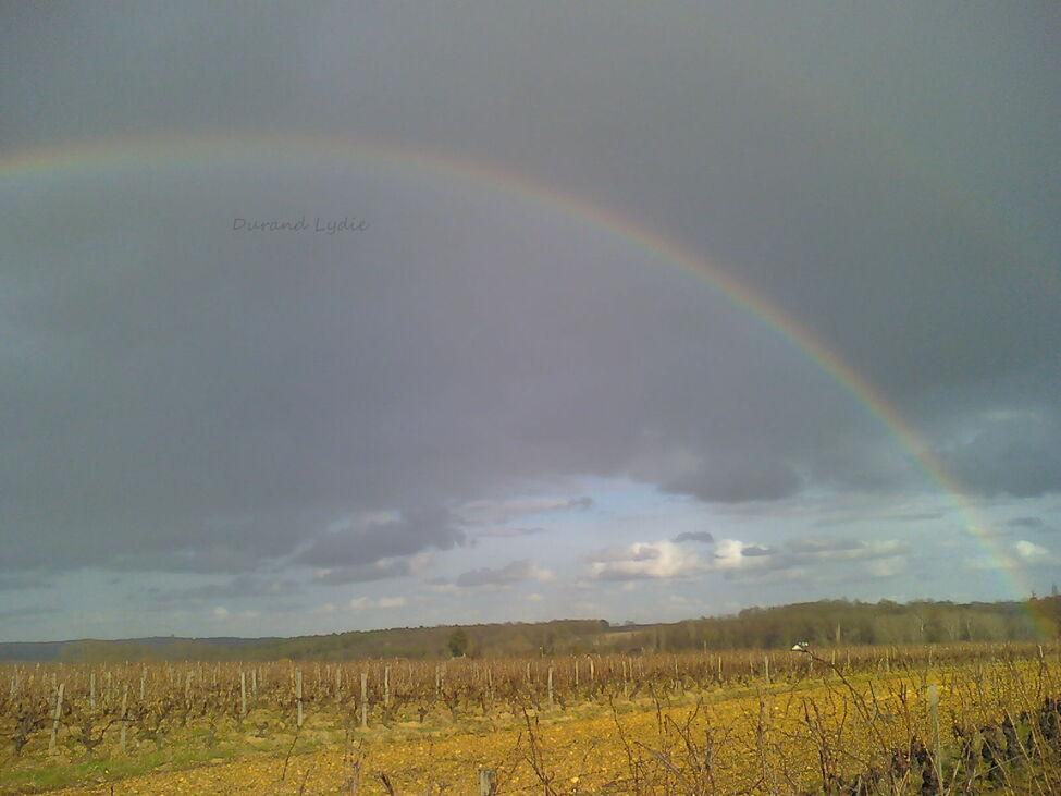 Arc-en-ciel du 13 Mars 2008