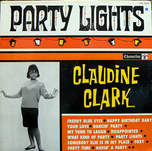 Claudine Clark : Party Lights