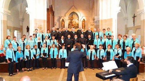 Concert les moutiers en retz le 2 octobre