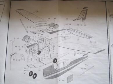 Cessna 150 G de Graupner