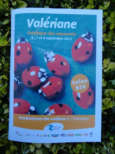 "Blog de melimelodesptitsblanpain : Méli Mélo des p'tits Blanpain!, Salon ""Valériane"" 2013"