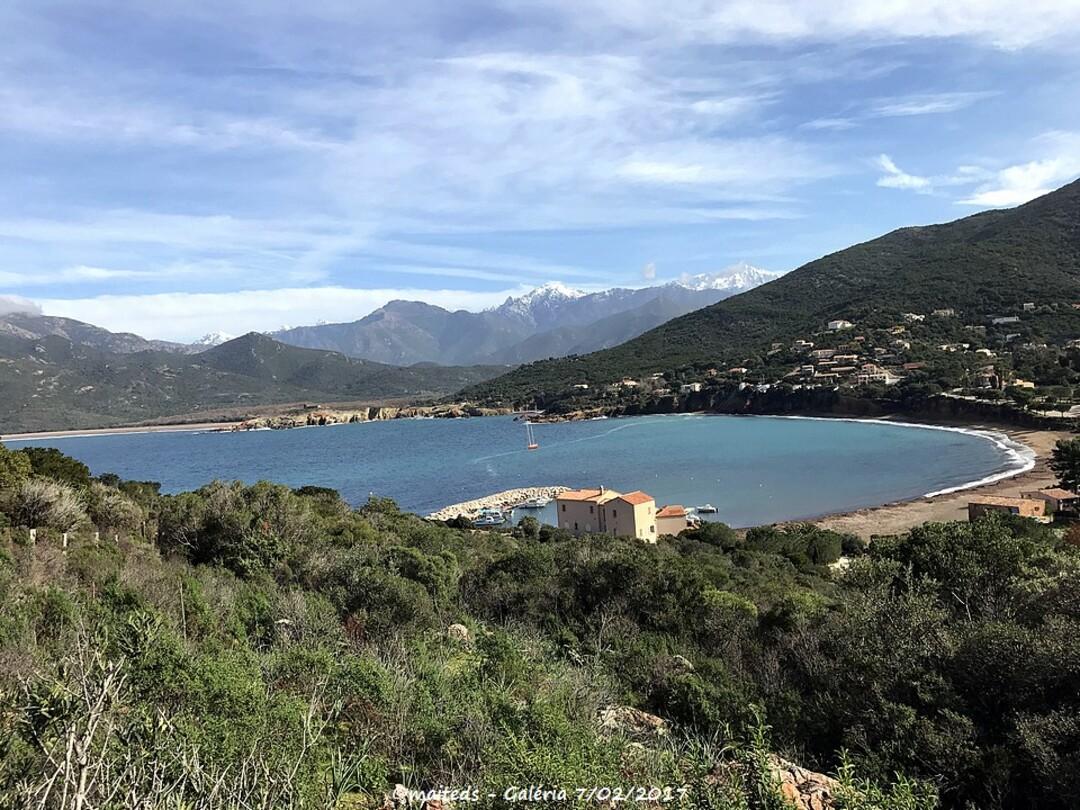 Galéria - Corse - 7/02/2017
