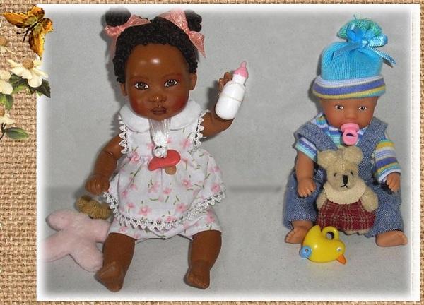 """Bébés taille 6""""_ Contempo Jessamyn"""