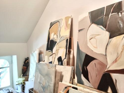 01 - Tout en haut, mon nouvel atelier