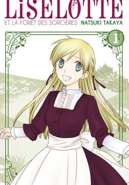 Liselotte et la forêt des sorcières vol.1 (manga)