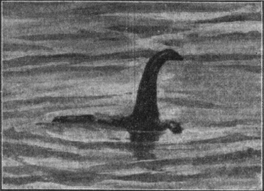Aux origines de la légende du monstre du Loch Ness