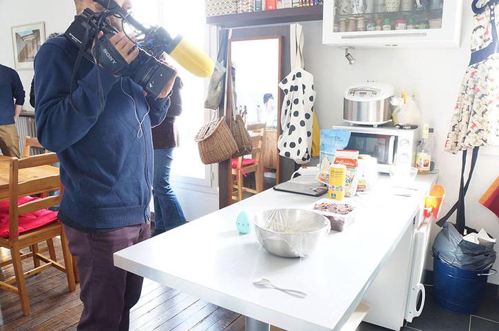 ♥ Dorayaki & Télévision Japonaise : Mon passage sur TV Asahi ♥