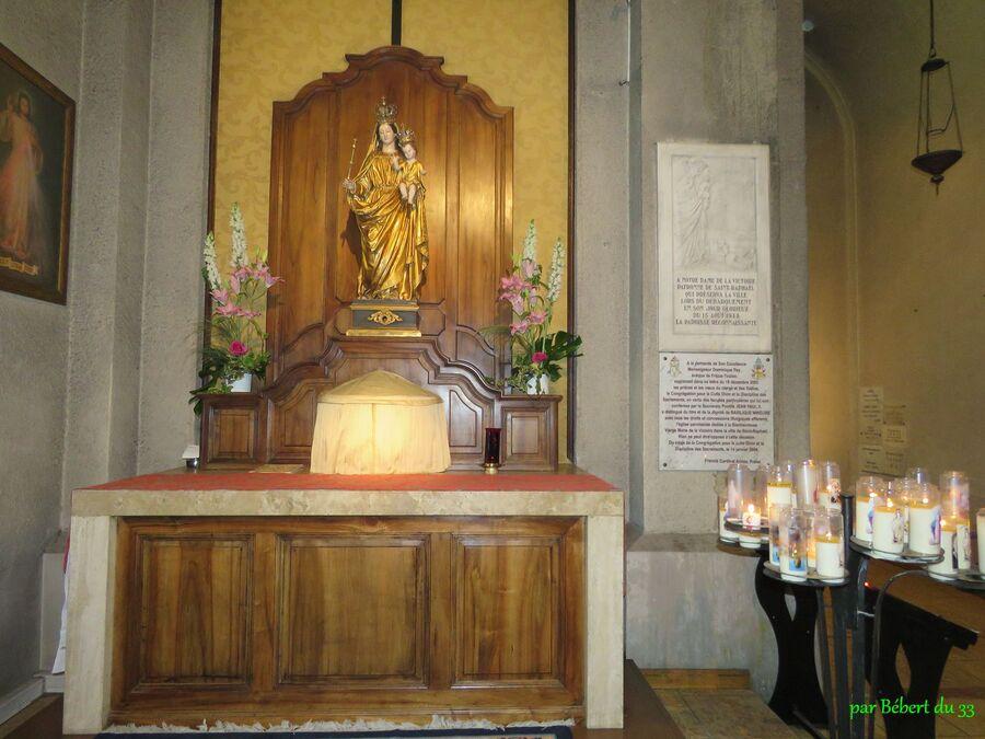 Saint Raphael dans le Var (83)