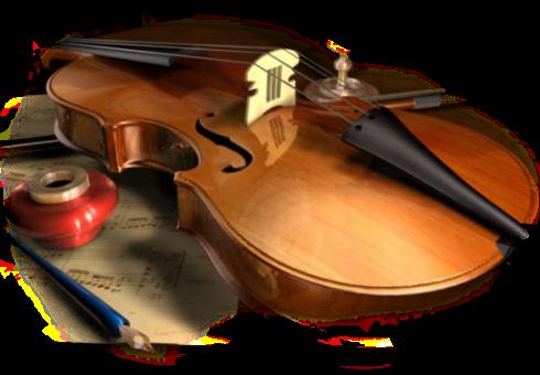 Ornements Musicaux Série 4