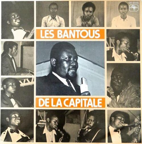 Les Bantous De La Capitale - Same (1976) [African Congo Music]
