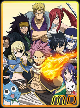 Fairy Tail Vostfr