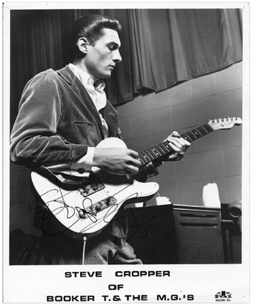Steve Cropper / Albert King - Pop Staple (Jammed Together) Stax 69024 France